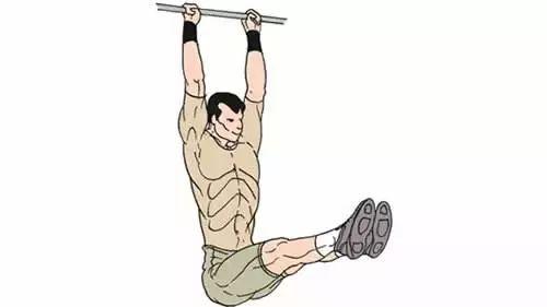 教你如何练出模特腹肌,这动作太棒了